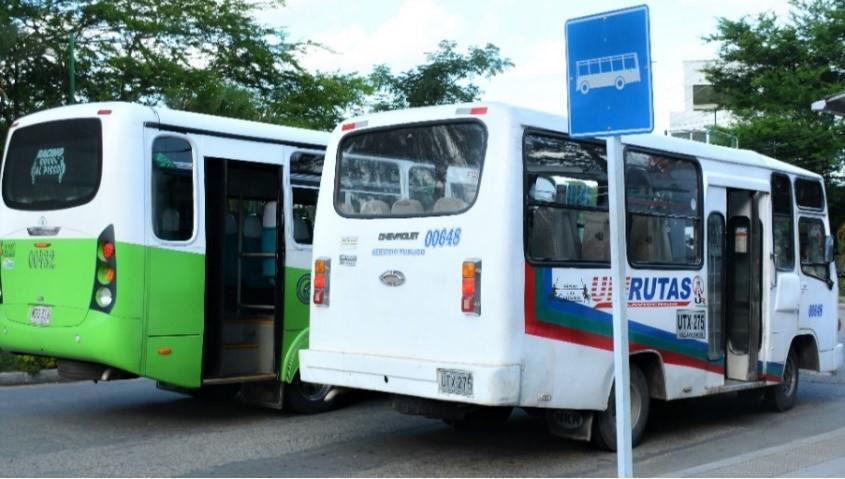 Photo of En siete meses quedará implementada la tecnología a bordo de los vehículos de transporte público colectivo