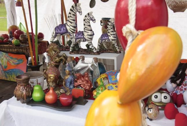 Photo of Las artesanías también tienen un espacio importante en el Festival Llanero de Villavicencio