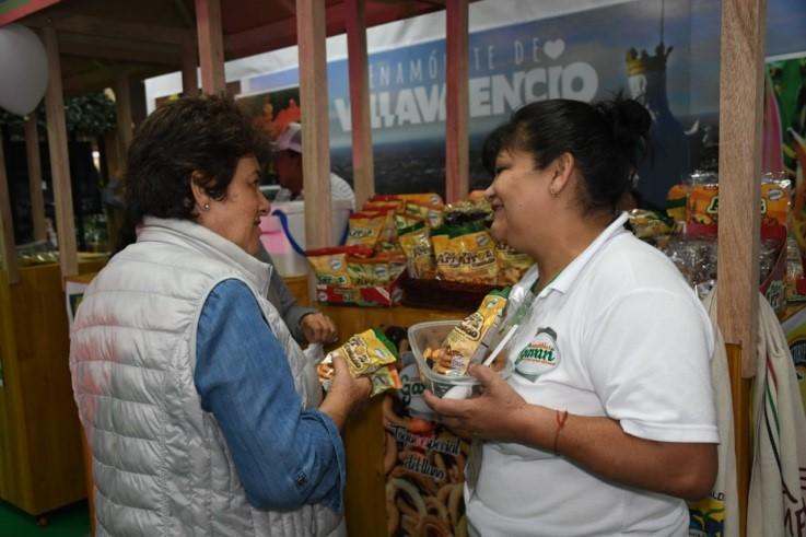 Photo of Emprendedores que representaron a Villavicencio en Agrexpo son parte del Festival Gastronómico en el parque Fundadores