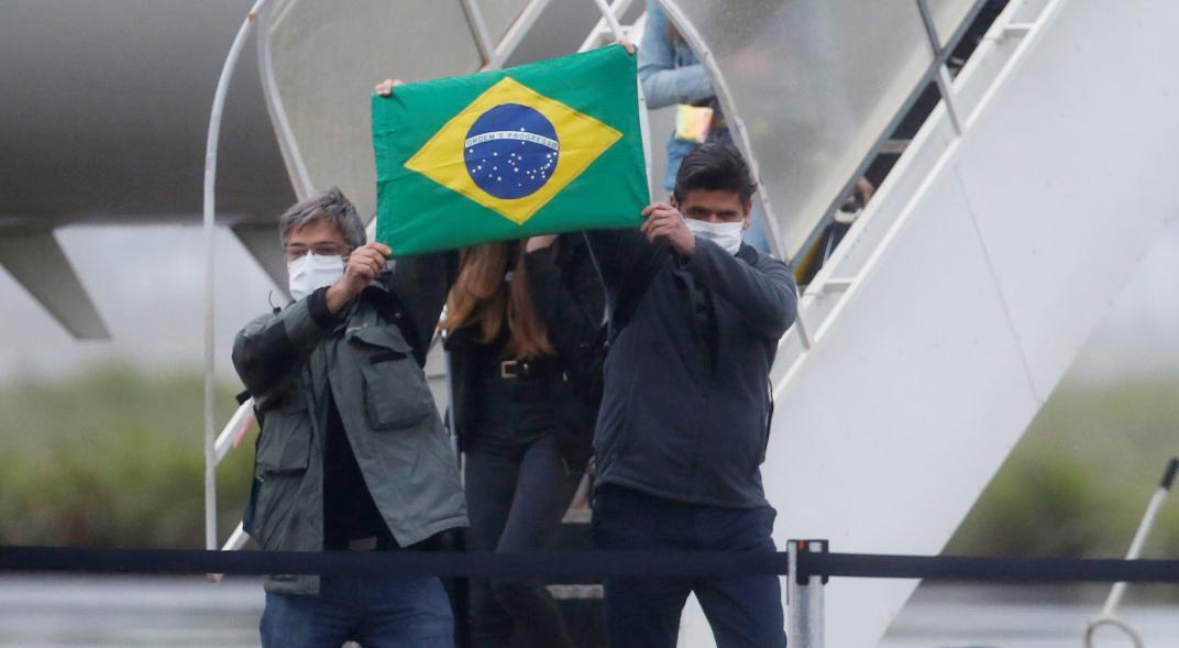 Photo of Brasil confirma el primer caso de coronavirus en América Latina