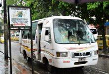 Photo of Inician a operar las primeras cincos rutas del transporte público colectivo que prestarán servicio exclusivo a personal de la salud