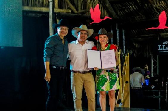 Photo of Instituto de Cultura del Meta realizó reconocimiento a Corculla en celebración de su vigésimo aniversario