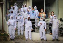 Photo of ESE Municipal inició entrega de elementos de bioseguridad a personal médico, administrativo y asistencial