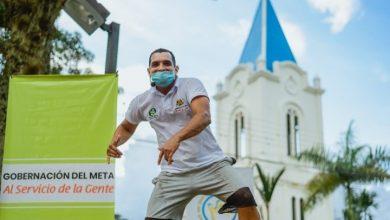 Photo of 'Entrena en casa con Idermeta' la estrategia de la gobernación para hacer actividad física