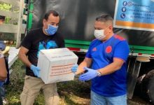 Photo of Inició despacho de kits de ayudas humanitarias para el Meta, brindados por la Gobernación