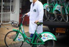 Photo of 100 bicicletas de `Villabici' están a disposición del personal de salud de Villavicencio