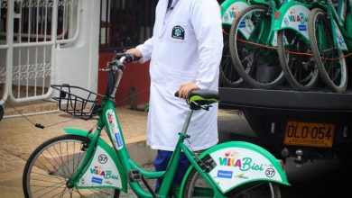 Photo of 100 bicicletas de `Villabici' están a disposición del personal de salud de Villavicencio