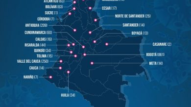 Photo of En Colombia hay 1780 casos confirmados por Covid-19