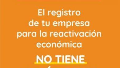 Photo of Alcaldía advierte que trámite para habilitar reapertura de empresas no tiene ningún costo