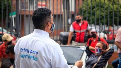 Photo of Secretaría de Control Físico trabaja con comerciantes informales del centro para la reactivación de sus actividades