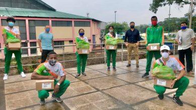 Photo of Más de 500 ayudas alimentarias ha entregado el gobierno departamental a los deportistas del Meta