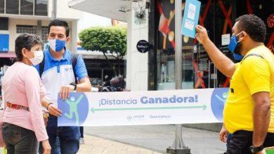 Photo of 'Distancia Ganadora', la estrategia recreodeportiva para prevenir el covid19