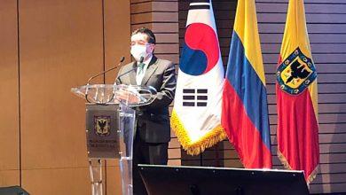 Photo of Gobierno de Corea ofrece donación a Colombia para covid-19