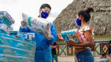 Photo of Más de 79 familias indígenas recibieron ayudas habitacionales