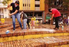 Photo of Embellecimiento del parque Los Libertadores es el primer paso para la estrategia de adopción de parques en Villavicencio