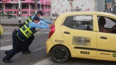 Photo of Agentes de tránsito se toman las vías de Villavicencio con pedagogía de responsabilidad vial