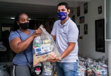 Photo of 450 familias afrovillavicenses recibieron ayudas humanitarias