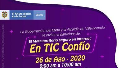 Photo of Por una Villavicencio segura en internet conéctese y participe de la charla que brinda herramientas para mitigar riesgos