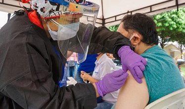 Photo of A 3.468 dosis de vacunas aplicadas  llegó Villavicencio en la gran Jornada Nacional