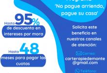 Photo of Hasta el 24 de octubre hay plazo para que beneficiarios de 'No pague arriendo, pague su casa' se acojan los acuerdos de pago