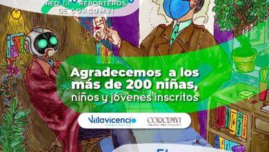 Photo of Más de 200 niños comenzarán las clases en los Talleres de Periodismo y el Club de Lectura de Corcumvi