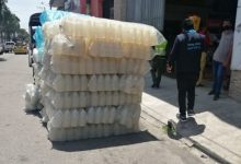 Photo of Dirección de Espacio Público desarrolló jornada pedagógica en la calle de las ferreterías en San Isidro