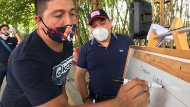 Photo of Comerciantes del barrio Santa Helena se comprometieron a trabajar en la reapertura segura de sus establecimientos
