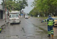 Photo of Sancionan a 18 conductores de transporte público colectivo por no acatar los protocolos de bioseguridad