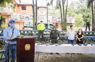 Photo of Frenamos la incursión de grupos armados organizados en Villavicencio