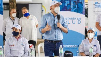 Photo of Inicia nueva fase de los Polígonos de Vida en Villavicencio.  La meta son 50 mil muestras para Covid en lo que resta del año