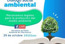 Photo of Vuelve el Diálogo Social Ambiental sobre mecanismos legales para proteger el Medio Ambiente