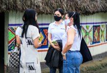 Photo of La Secretaría de la Mujer fortalecerá y acompañará el comité de género comunitario existente en el resguardo Maguaré