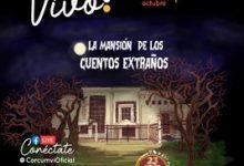 Photo of La mansión de los Cuentos Extraños abrirá sus puertas en el programa Leyendo Vivo