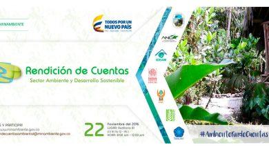 Photo of A partir de hoy, Parques Nacionales Naturales de Colombia rendirá cuentas