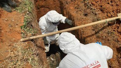 Photo of Fiscalía realiza exhumaciones para plena identificación en sur del Meta