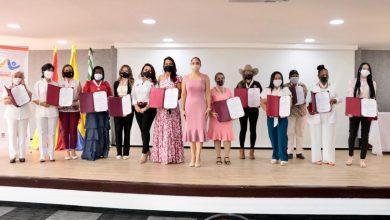 Photo of Gobierno departamental entregó a 13 asistentes la Gran Orden Mujer Metense