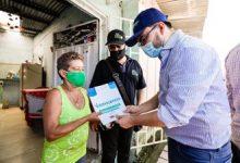 Photo of Cerca de 80 familias reciben hoy los títulos de  propiedad de sus casas en Nueva Colombia Uno