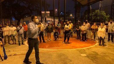 Photo of Inicia caracterización de predios en el proceso  de legalización del barrio Comuneros