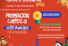 Photo of Desde hoy, municipios del meta podrán inscribirse  para participar en el Carnaval de Mitos y Leyendas