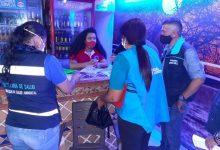Photo of En los billares del barrio San Benito se desarrolló  una jornada de inspección de medidas de bioseguridad