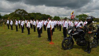 Photo of En Villavicencio y Granada Meta, el Ejército despide a Soldados Profesionales con 20 años de servicio a la Institución