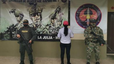 Photo of Capturada alias `La India Carolina' implicada en el homicidio de excombatientes de las Farc en el Meta