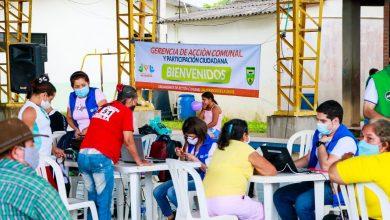 Photo of 280 personas participaron en la Jornada Móvil de Atención y Orientación a Víctimas en Puerto Concordia