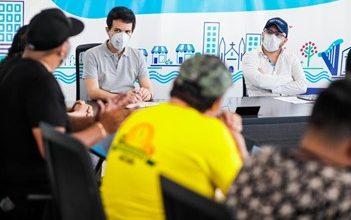 Photo of Alcalde de Villavicencio y representantes del sector nocturno acuerdan medidas de reactivación