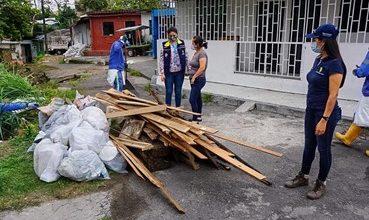 Photo of Extraen más de 500 kilogramos de residuos  sólidos de caño la Cuerera