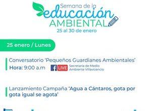 Photo of Desde hoy se celebra la Semana de la educación  ambiental en Villavicencio