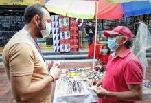 Photo of Con la entrega de dos mil tapabocas, comerciantes y alcaldía lideraron jornada pedagógica de prevención de covid-19