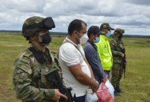 Photo of Capturados tres sujetos claves para alias Gentil Duarte en La Macarena